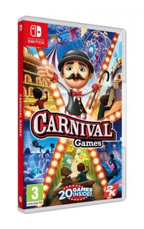 Take 2 Carnival Games (Switch)