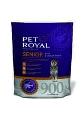 Pet Royal Senior Dog Small / Medium Breeds 0,9kg