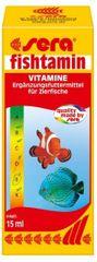 Sera Multivitamínový preparát pro akvarijní ryby Fishtamin 15ml