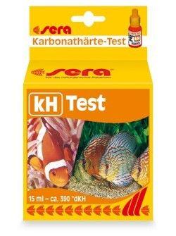 Sera Test uhličitanové tvrdosti akvarijní vody kH-test 10ml