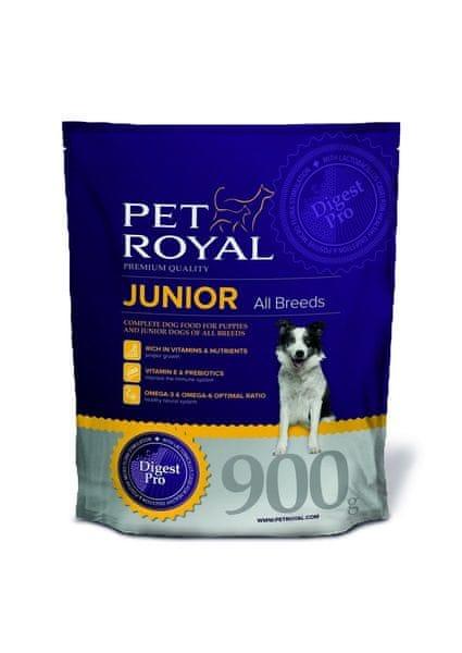 Pet Royal Junior All Breeds pro štěňata všech plemen 900g