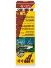 Sera Širokospektrální léčivo do akvárií Omnipur 50ml