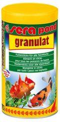 Sera Kompletní krmivo pro okrasné ryby v jezírku Pond Granulat 1000ml