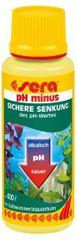 Sera Přípravek pro snížení pH akvarijní vody pH-minus 100ml