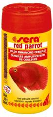Sera Speciální krmivo pro papouščí cichlidy Red Parrot 250ml