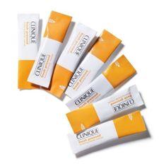 Clinique Ultra jemný čisticí pudr s čerstvým vitamínem C (Fresh Pressed Renewing Powder Cleanser With Pure Vi