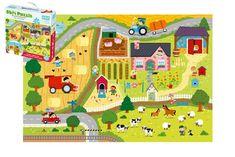 Trefl Puzzle obří Na venkově 12ks