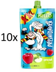 Hello 10x OP XXL s jablky - 200 g