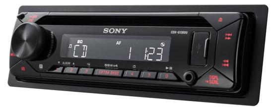 Sony avtoradio CDX-G1300U