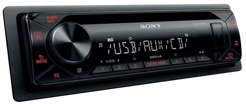 Sony CDX-G1301U