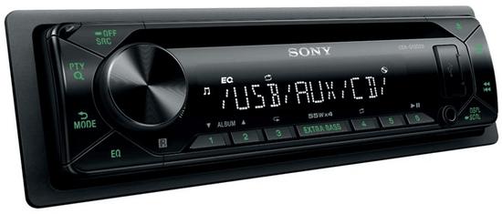 SONY radio samochodowe CDX-G1302U