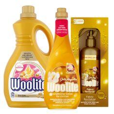 Woolite GOLD balíček