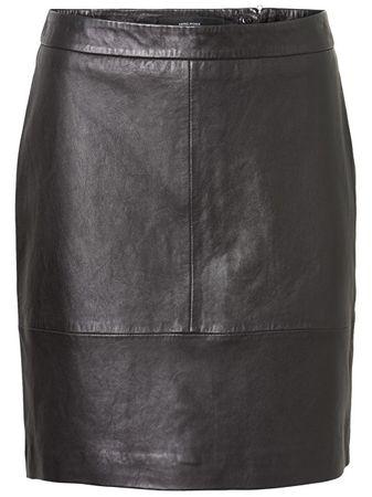 Vero Moda Női szoknya Amber Hw Short nadrágos szoknya Black (méret M)