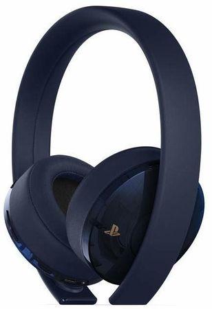 Sony brezžične stereo slušalke za PS4 Gold - 500 Million Limited Edition
