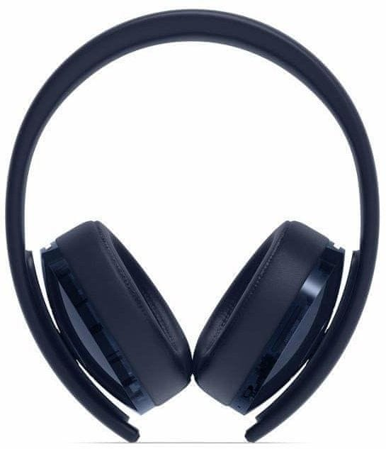 Sony PS4 - Gold Wireless Headset, tmavě modrá