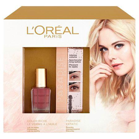 L'Oréal Zestaw upominkowy kosmetyków dekoracyjnych