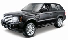 BBurago Range Rover Sport 1:18 black