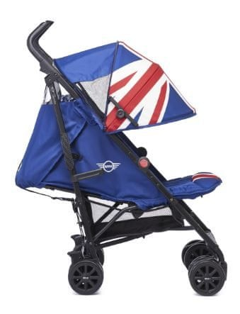 EASYWALKER Buggy+ Mini by Union Jack Classic