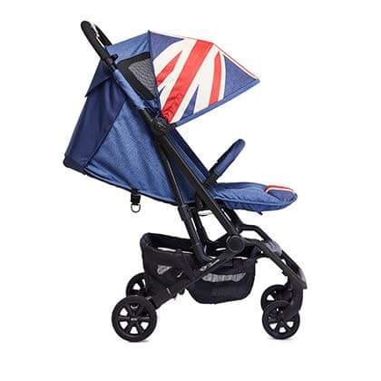 EASYWALKER Buggy XS Mini by Union Jack Vintage