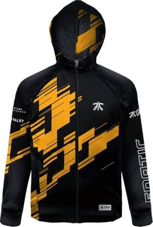 Fnatic Player Hooded Jacket 2018, L (FC-PW-5060455783632)