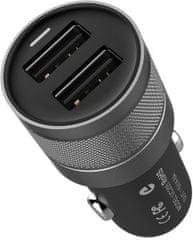 EPICO dual car charger, nabíječka do auta 9915101300069