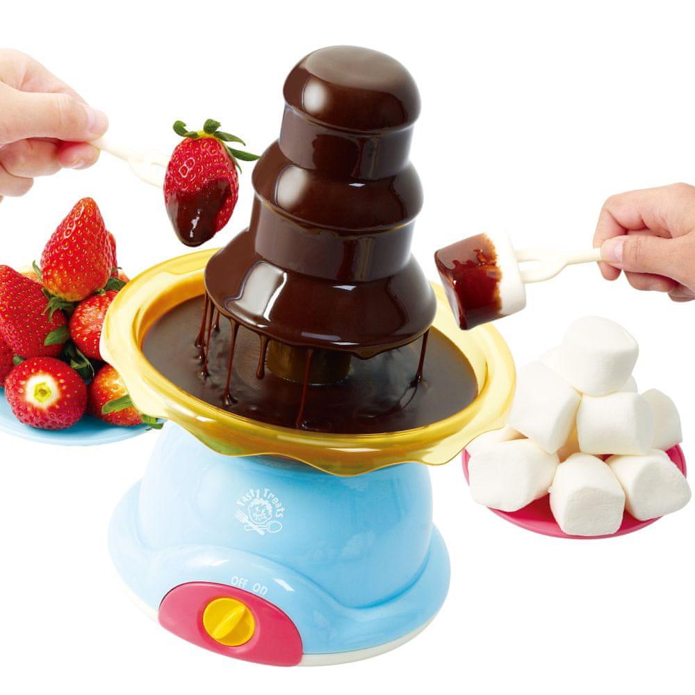 Teddies Čokoládová fontána/ Dětské fondue
