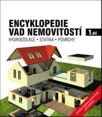kolektiv autorů: Encyklopedie vad nemovitostí 1. - Hydroizolace, statika, povrchy