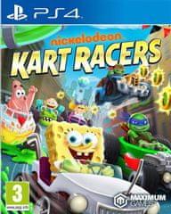 Maximum Games Nickelodeon Kart Racers PS4