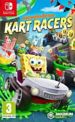 Maximum igra Nickelodeon Kart Racers (Switch)