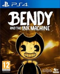 Maximum Games Bendy and the Ink Machine PS4