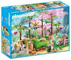 Playmobil magične vile v gozdu, 9132