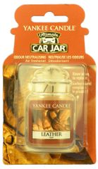Yankee Candle Luxusní visačka - Leather