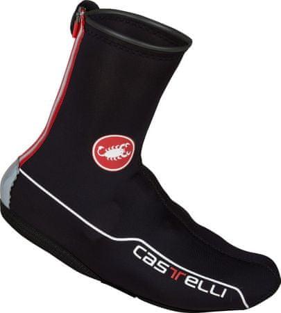 Castelli Diluvio 2 All-Road Shoecover black S/M