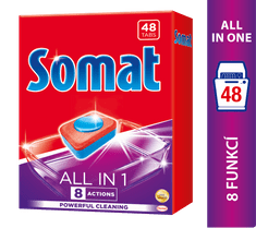 Somat All in One 48 tablet do myčky