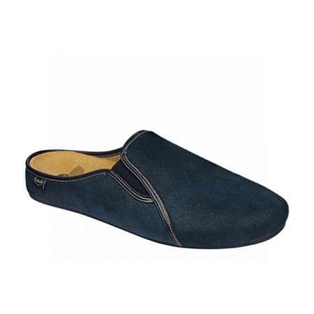 Scholl Zdravotní obuv FELCE pánská černá (Odstín vel. 42)