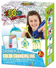 IDO3D Vertical: Color change - set se 2 pery