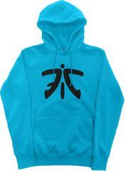 Fnatic Ess Logo, modrá, XL (FC-HS-5060455784660)