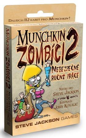 ADC Blackfire Munchkin - Zombíci 2