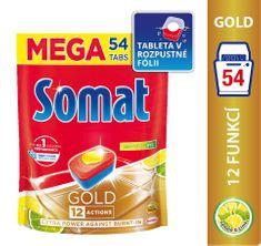 Somat Gold Lemon Doypack 54 Tablet