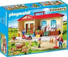 Playmobil prenosna kmetija 4897