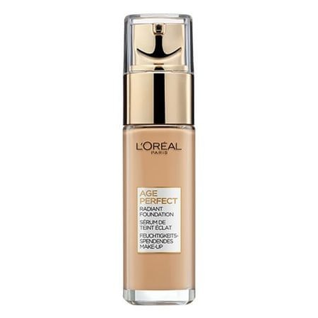 L'Oréal Odmładzający i rozjaśniający makijaż Age Perfect (Radiance Foundation) 30 ml (cień 270 Amber Beige)