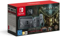 Nintendo Switch + Diablo III Limited Edition