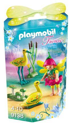 Playmobil čarobne vile s štorkljami 9138