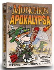 ADC Blackfire Munchkin Apokalypsa