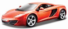 BBurago McLaren 12C 1:24 narancssárga