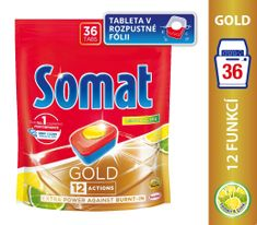 Somat Gold Lemon Doypack 36 tablet
