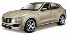BBurago Maserati Levante 1:24 arany