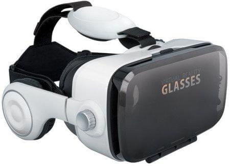 Forever VRB-200 3D okulary z mikrofonem -3D-VRB200