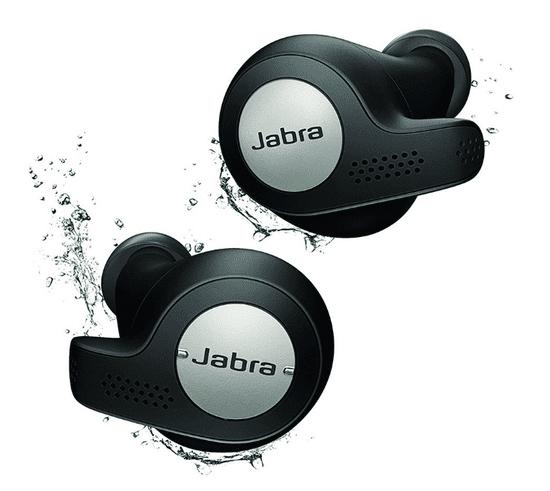 Jabra Elite Active 65t bezdrôtové slúchadlá, čierna 100-99010002-60