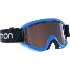 Salomon JUKE ACCESS Blue/Sol. T.Orange